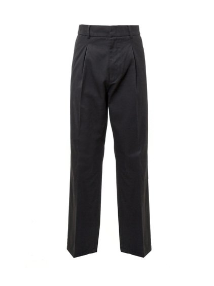 Trousers wirh Slits image