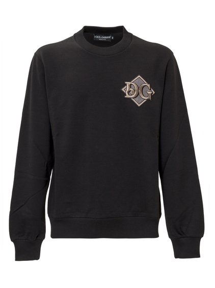 Sweatshirt with Embroidery image