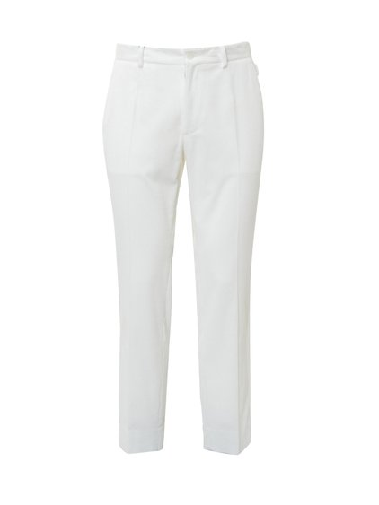 Ribbed Trousers image