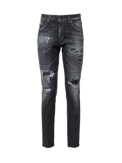 5 Pockets Jeans image