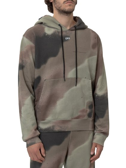 Hooded Camouflage Sweatshirt image