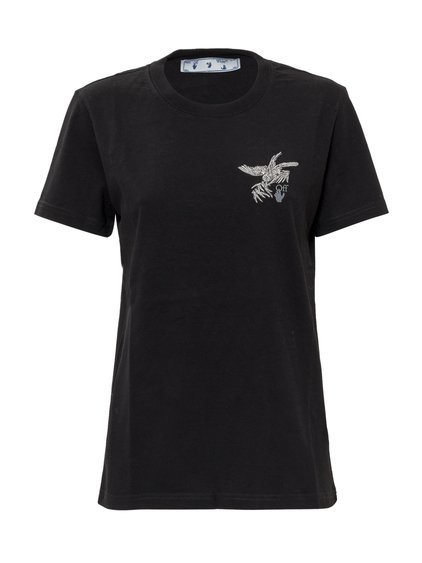 T-Shirt with Embroidery image