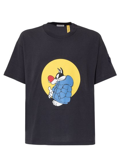 1 Moncler JW Anderson T-shirt with Print image