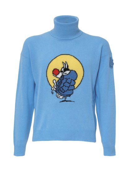 1 Moncler JW Anderson Sweater with Embroidery image