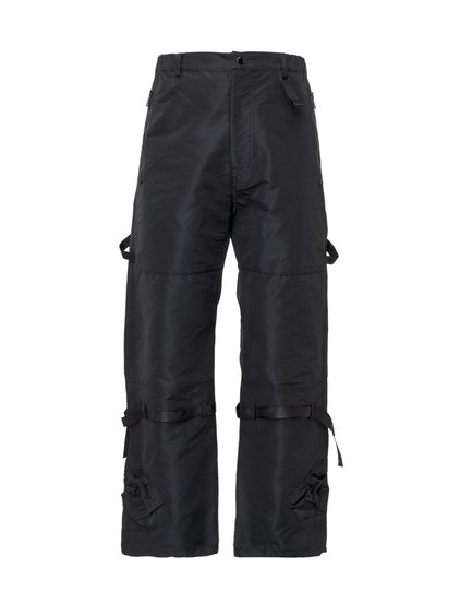 Trousers with Belts image