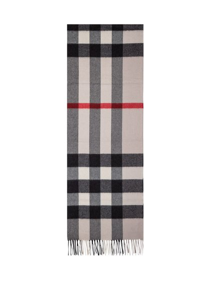 Scarf with Check image