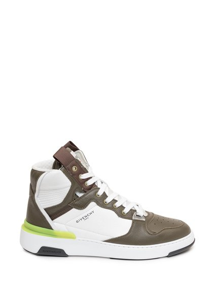 Wing High Sneakers image