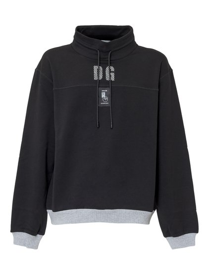 Sweatshirt with Zip image