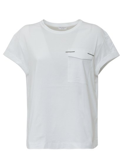 T-Shirt with Square Pocket image