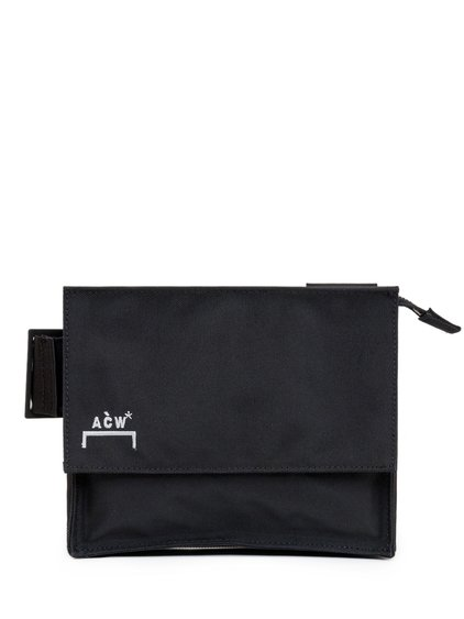 Shoulder Bag with Logo image