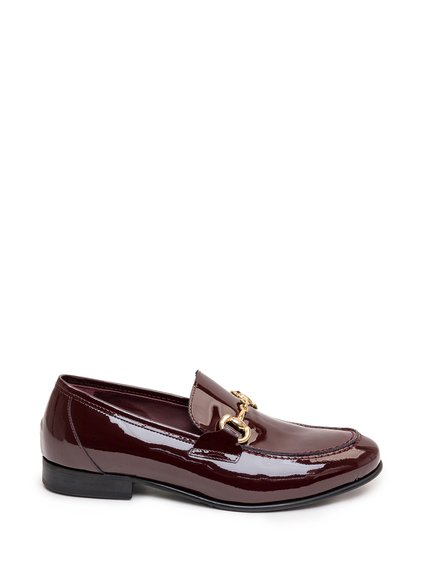 Patent Leather Loafers image