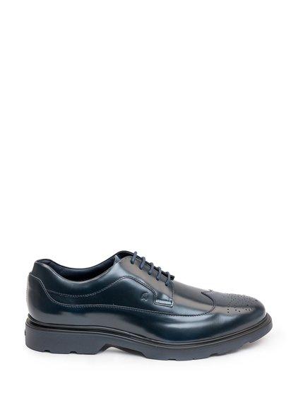 H393 Derby Shoes image