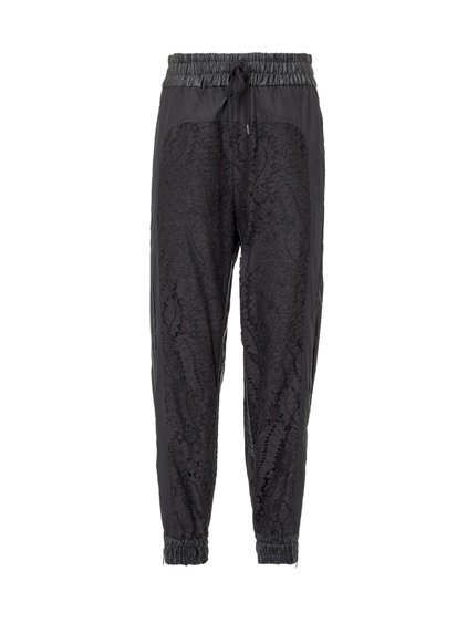 Trousers with Lace image
