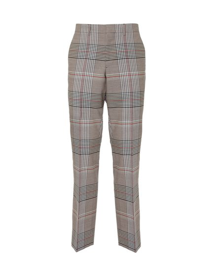 Check Trousers image