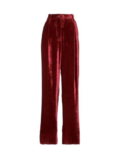 Velvet Trousers image