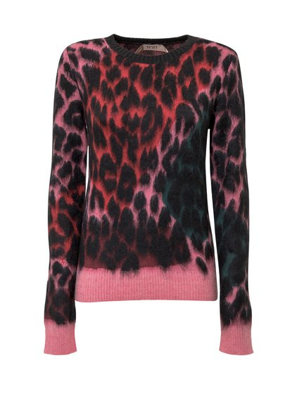Sweater with Animalier Motif image