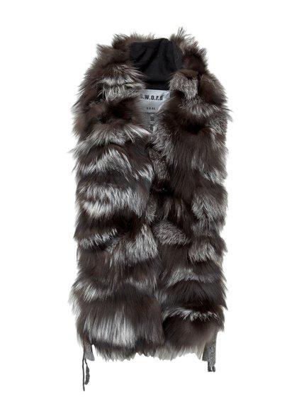 Fur Vest image