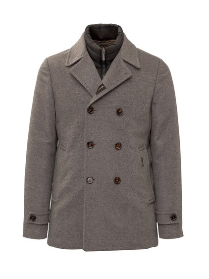 Double-Breasted Coat image