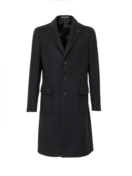 Coat with Buttons image