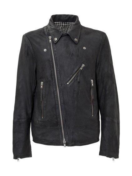Jacket with Zip Fastening image