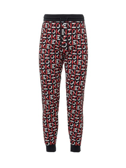 Printed Trousers image