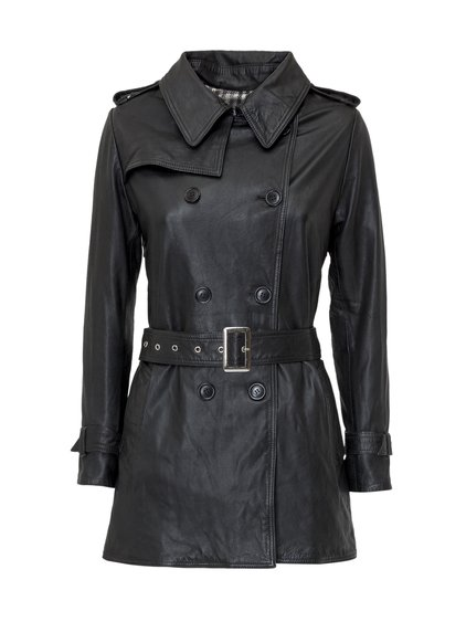 Belted Trench Coat image