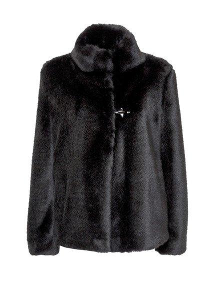 Short Fur Coat image