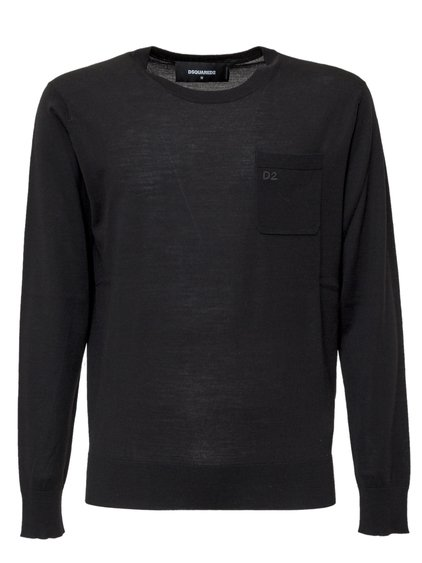 Pullover with Pocket image