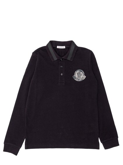 Polo with Patch Logo image