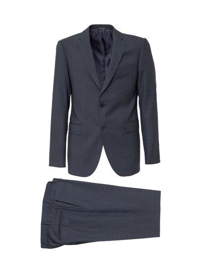 Pinstripe Suit image