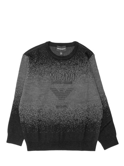 Pullover with Logo image