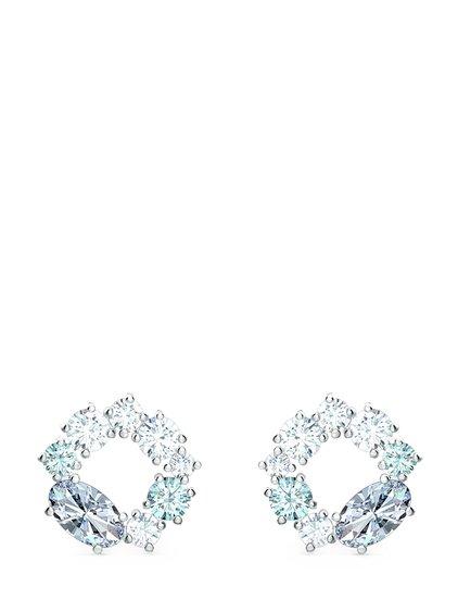 Stud Attract Circle Earrings image