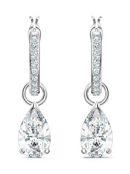 Hoop Earrings Attract Pear Mini image