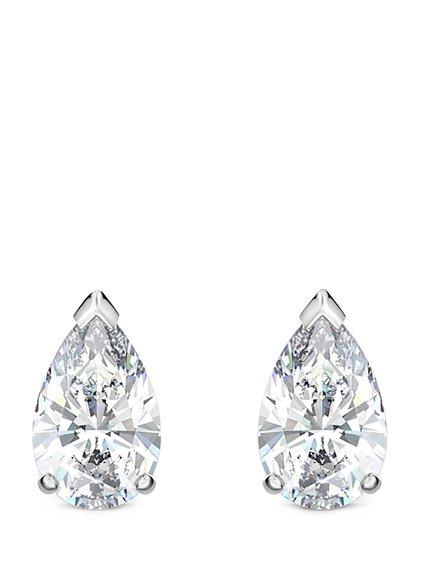 Stud Attract Pear Earrings image