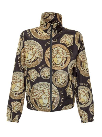 Medusa Jacket with Print image