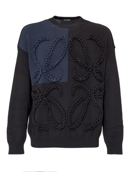 Sweater with Embroidery image