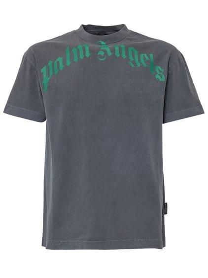 Vintage Wash Curved T-Shirt image