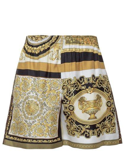 Barocco Mosaic Shorts image