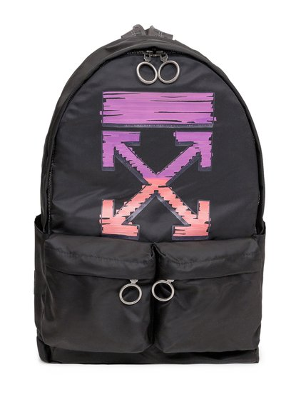 Backpack with Marker Logo image
