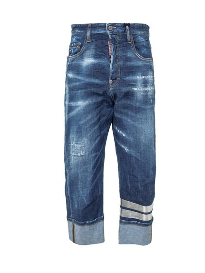 Jeans With Bands image