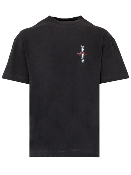 T-Shirt with Statement Logo image