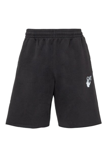 Sweatshorts with Marker Print image