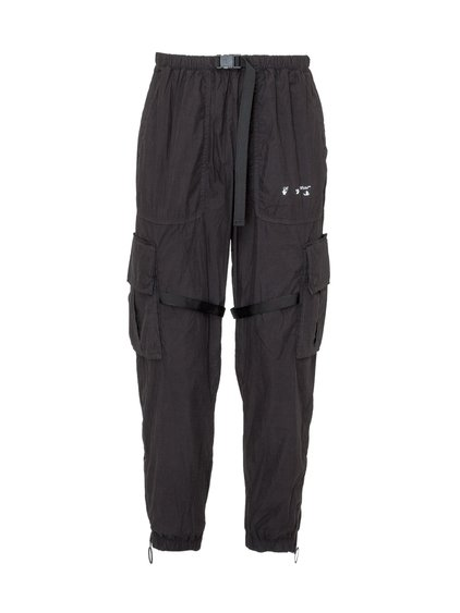 Cargo Trousers with Logo image