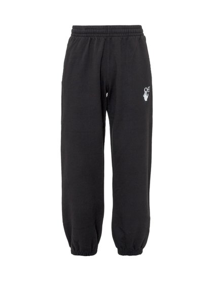Sweatpants with Marker Print image