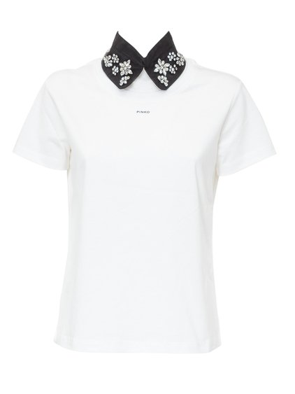 T-Shirt With Collar image