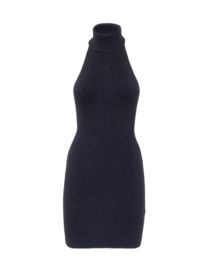 Dress With High Neck image