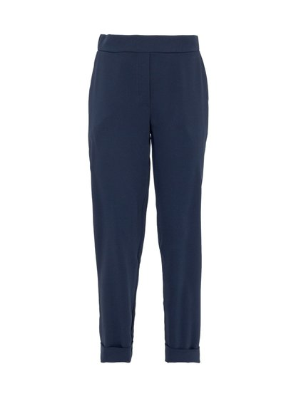 Pants With Elastic Waistband##Pants with elastic waistband##Pants With Elastic Waistband image