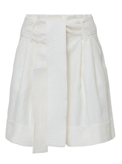 High-Waisted Shorts image