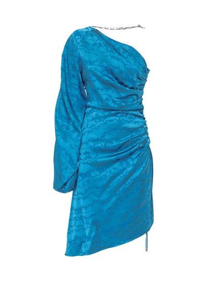 Dress with Drapery image