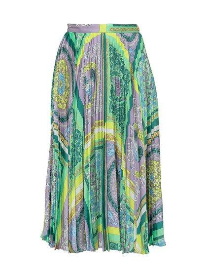 Pleated Skirt image